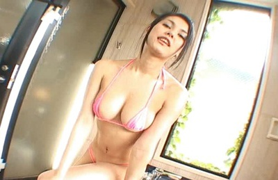 Maria Ozawa Soapy Asian babe Gets A Finger In Her Anus