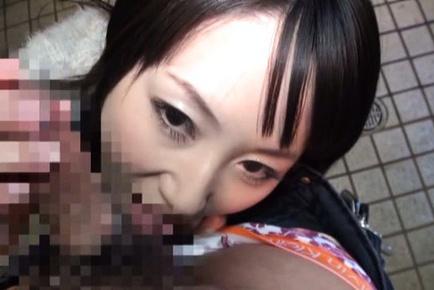 Seductive Marie Kimura shows her dirty attitude